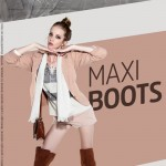 Maxi Boots: poderosa em todos os invernos