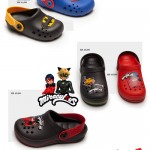 Crocs infantis: diversão e muito conforto
